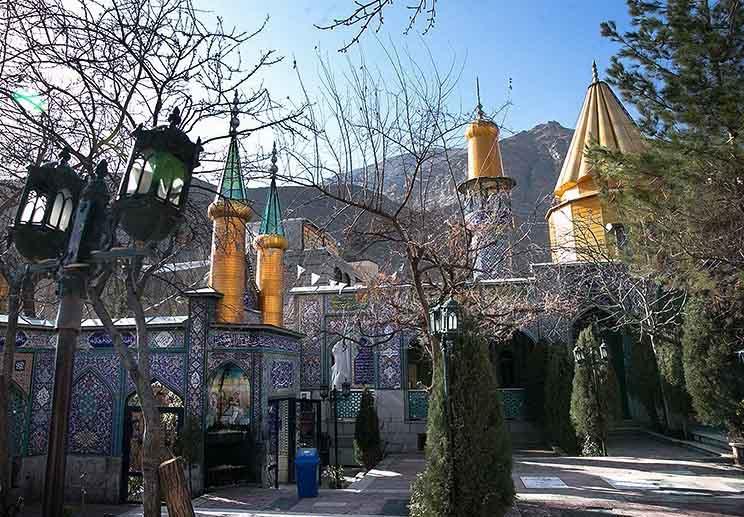 امام زاده نوربخش-دهستان سولقان