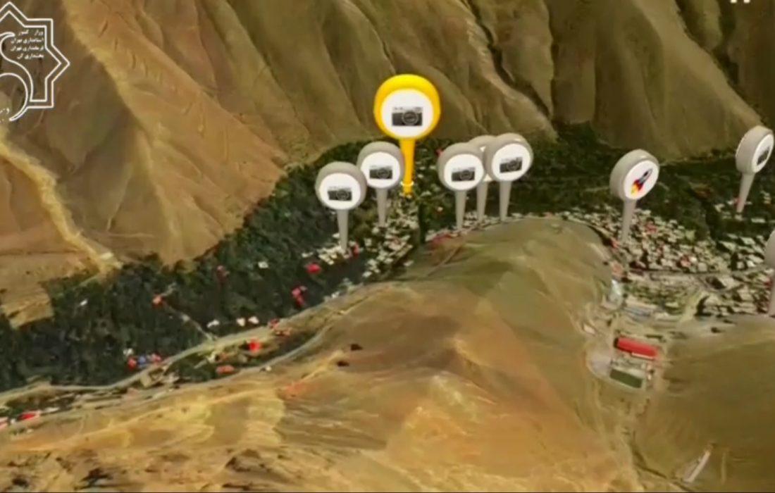 نصب شیرهای هیدرانت آتش نشانی در محله های سولقان