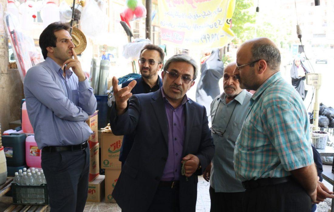 بازدید چهار ساعته دکتر صابری از سولقان