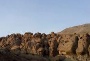 روستای وردیج  ؛ خانه هیولاهای سنگی