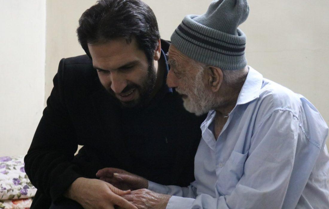 پیام تسلیت  ابراهیم عسگری در پی درگذشت پدر شهید رضا شیرین