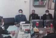 تصویر: صورتجلسه دیدار بین دهیار سولقان و ریاست کلانتری ۱۴۲ کن