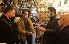 بازدید از لوسترسازی سلیمانی در سومین روز از دهه مبارک فجر_سه شنبه ۱۴ بهمن