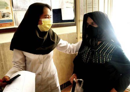 آغاز واکسیناسیون علیه کرونا ویژه افراد ۷۵ تا ۸۰ سال دهستان سولقان