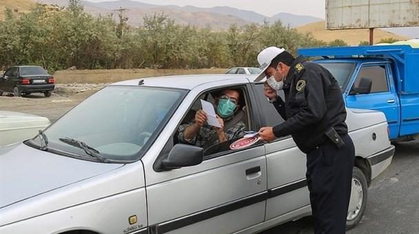مجوز تردد فقط برای سفرهای ضروری صادر میشود