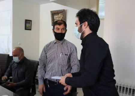 نشست هم اندیشی اعضای شورای اسلامی با پرسنل دهیاری برگزار شد